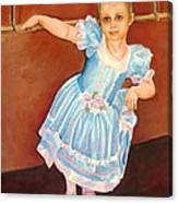 Dainty Diva Canvas Print