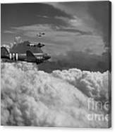 Dakota Air  Canvas Print