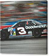 Dale Earnhardt Goodwrench Chevrolet Canvas Print