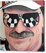 Dale Earnhardt Sr Canvas Print