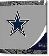 Dallas Cowboys Canvas Print