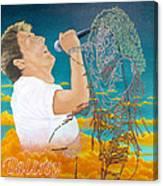 Daltrey Canvas Print