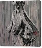 Damigalla Canvas Print