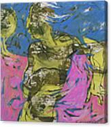 Dance Solo Canvas Print