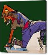 Dancer 26 Canvas Print