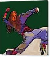 Dancer 29 Canvas Print