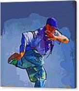 Dancer 32 Canvas Print