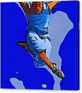 Dancer 55 Canvas Print