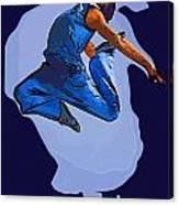 Dancer 56 Canvas Print