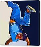 Dancer 57 Canvas Print