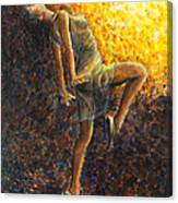 Dancer Ix Canvas Print