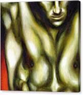 Dancer One Canvas Print