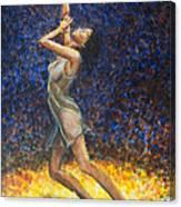 Dancer X Canvas Print