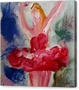 Dancers 133 Canvas Print