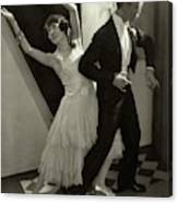 Dancers Fred And Adele Astaire Canvas Print