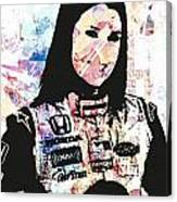 Danica 10 Canvas Print
