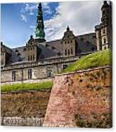 Danish Castle Kronborg Canvas Print