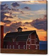 Danny's Barn Canvas Print