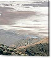 Dante's View #1 Canvas Print