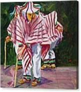 Danza De Los Viejitos Canvas Print