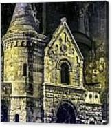 Dark Age Canvas Print
