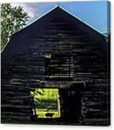 Dark Barn Canvas Print