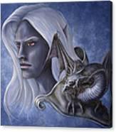 Dark Companions Canvas Print