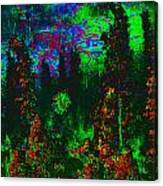 Dark Garden Canvas Print
