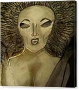 Dark Queen Canvas Print