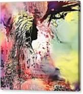 Darkside Canvas Print