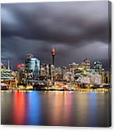 Darling Harbour, Sydney - Australia Canvas Print