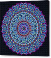 Darren's Mandala Canvas Print