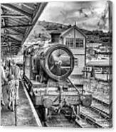 Dart Valley Railway Canvas Print