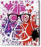 Darth Vader Corrective Lenses Canvas Print