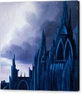 Dartonian Castle Canvas Print