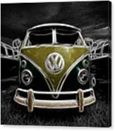 Das Vw Bus Canvas Print