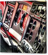 Dashboard 34639 Canvas Print