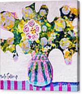 Daughter Canvas Print