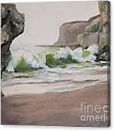 Davenport Cove 2 Canvas Print