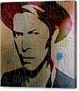 David Bowie Canvas Print