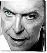 David Bowie In Clip Valentine's Day - 1 Canvas Print