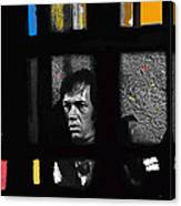 David Carradine Jail Young Billy Young Old Tucson Sound Stage Tucson Arizona 1968 Canvas Print