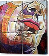David Canvas Print