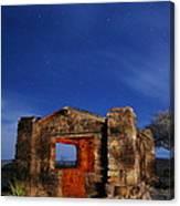 Davis Mountains State Park 2am-114647 Canvas Print