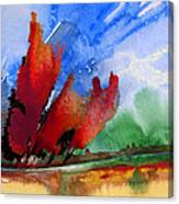 Dawn 04 Canvas Print