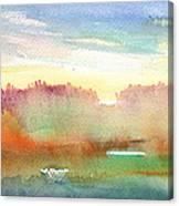 Dawn 43 Canvas Print