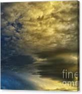 Dawn Beauty Canvas Print