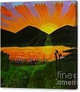 Dawn Dream Canvas Print