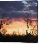 Dawn In The Catskills Canvas Print