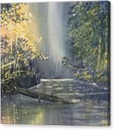 Dawn On The Derwent Canvas Print